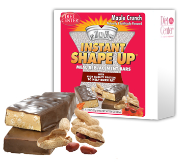 ISU Maple Crunch Bar